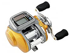 Daiwa ADICV25W Accudepth Low Profile Reel, 5.1:1