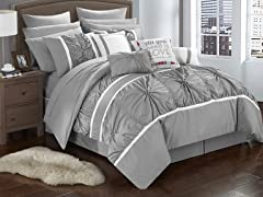 Chic Home Ashville 16-Piece Comforter Set