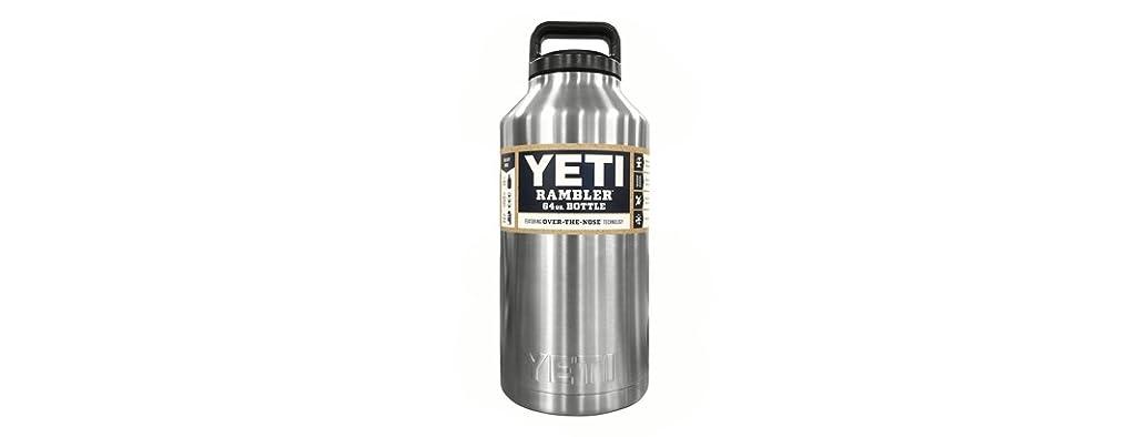 YETI Rambler 64oz  Stainless Steel Bottle