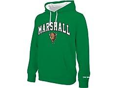 NCAA Men's Hoodie Marshall