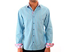 Lucky Luciano Men's Dress Shirt