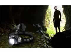 ZeroDark Ultra Bright Tactical Headlamp