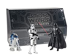 Star Wars Legendary Die Cast Action Figure Set