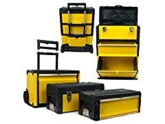 Stalwart Oversized Portable Tool Chest