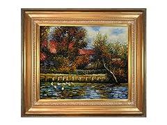 Renoir - Duck Pond