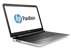 "HP Pavilion 17.3"" AMD 1TB SATA Laptop"