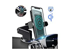 Pleson Wireless Car Charger Mount