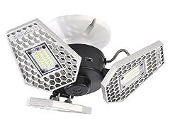 STKR Concepts Ceiling Light