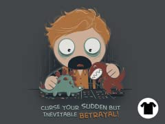 Inevitable Betrayal V-Neck
