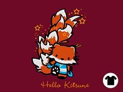 Hello Kitsune