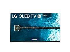 "LG Alexa Built-in E9 Series 65"" 4K Ultra HD Smart TV"