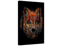 Night of the Ulric Gallery Wrapped Canvas 2-Sizes