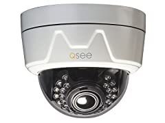 Weatherproof 650TVL Dome w/ Varifocal & 100' Night Vision