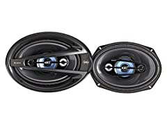 "Xplod 6"" x 9"" 300W 4-Way Speakers (Pair)"