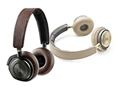 Bang & Olufsen H8 Wireless Headphone
