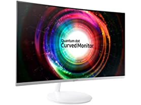 "Samsung 32"" Curved Quantom Dot Monitor"