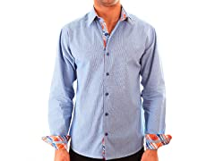 Lucky Luciano Lincoln Slim Fit Casual Shirt