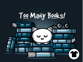 Too Many Books