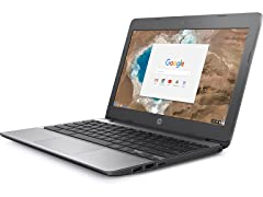 "HP 11.6"" 11-V033NR Dual-Core Chromebook"