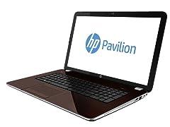 """HP Pavilion 17"""" AMD A8 Quad-Core Laptop"""