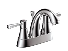 Marono Lavatory Faucet, Chrome