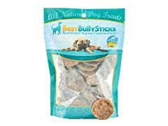 Best Bully Sticks Slider Crunchy Dog Treats 8oz