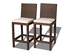 Barstools, Pack of 2