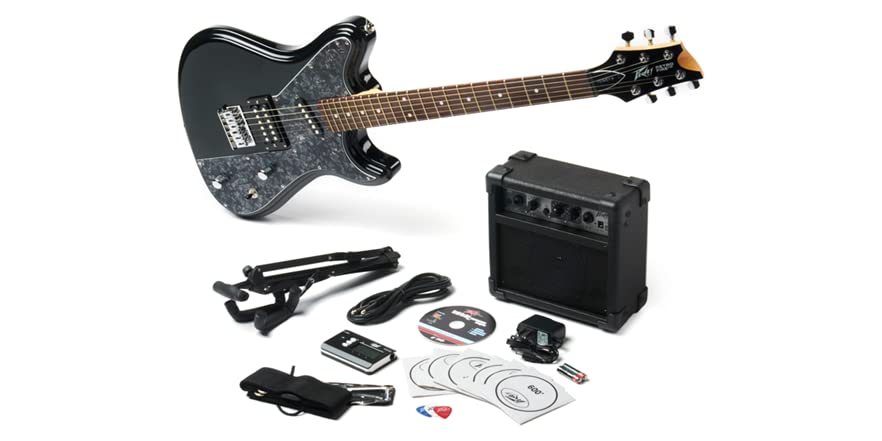 peavey electric guitar amp bundle. Black Bedroom Furniture Sets. Home Design Ideas