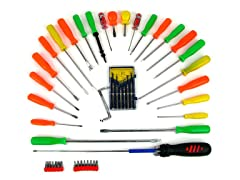 Extra Large 54 Piece Screwdriver Set