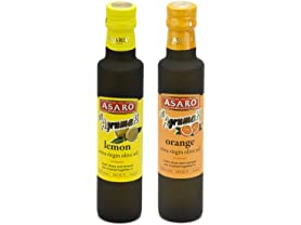 Asaro Agrumati Flavored Olive Oils (2)