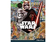 Star Wars The Force Awakens Look and Find Book
