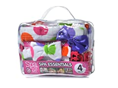 Spa With Me Set - Polka-Dots