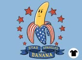 Star-Spangled Banana