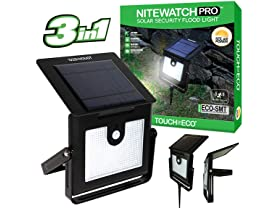 Solar 3-in-1 Flood Light - 1,2 or 4 Pack