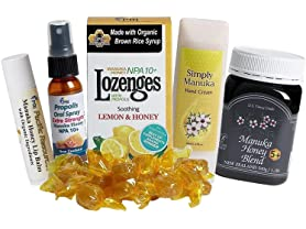 Manuka Wellness Pack, 5-Pack Collection