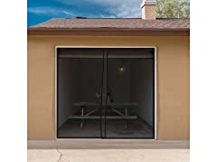 Magnetic Garage Door Screen