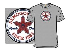 """Demogorgon All Star"" Graphic Apparel"