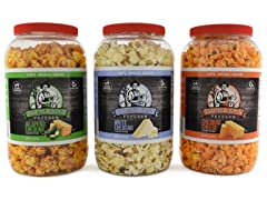Farmer Jon's Savory Popcorn, 3 Pack