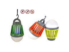 Rechargeable Mosquito Killer LED Bulbs