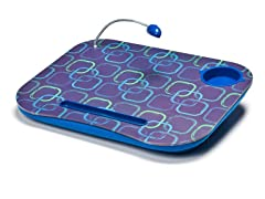 Lapdesk Cushion w/ LED Light 2-Patterns