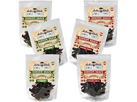 Jewels of the Forest Shroom Snack, 6pk