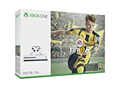 Xbox One S FIFA 17 Bundle (500GB)