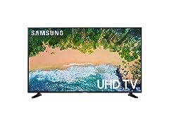 """Samsung 65"""" Class 4K Ultra HD Smart TV"""