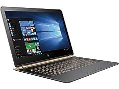 "HP Spectre 13.3"" FHD Intel i7 256GB SSD Laptop"