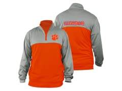 Clemson Men's Polyfleece 1/4 Zip