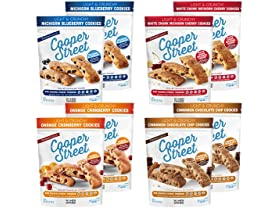 8 Pk Cooper Street Twice-Baked Cookie Sampler