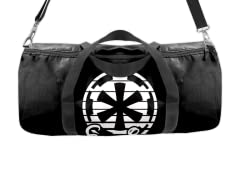 """Dark World"" Duffle Bag"