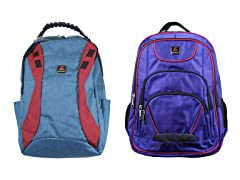 Multi-Compartment Tactical Backpack 1 or 2 PK