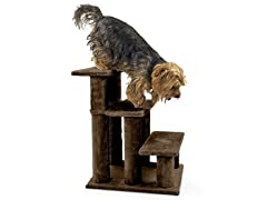 FurHaven Steady Paws Pet Stairs
