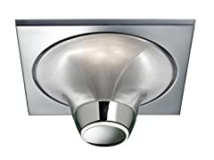Single-Light Flush Mount Ceiling Light